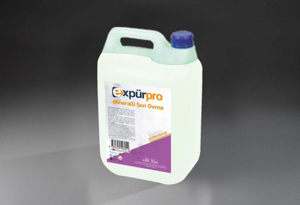 Mineralli Sıvı Ovma Maddesi - 5kg